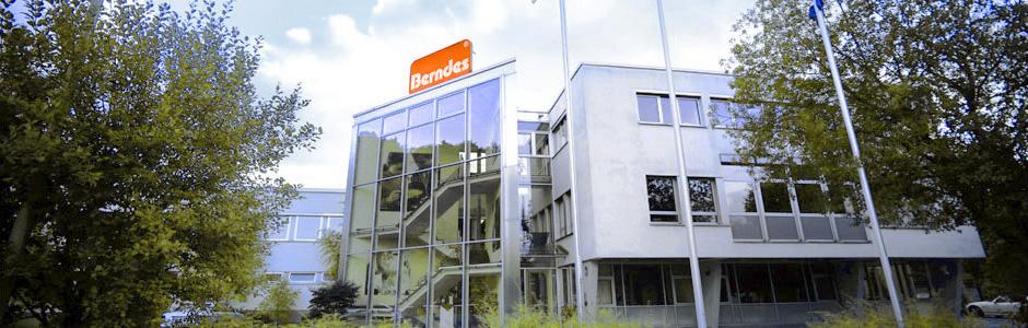 """Đặt trụ sở tại Arnsberg, Đức, BERNDES vẫn luôn được tin cậy với chất lượng """"Made in GERMANY""""."""
